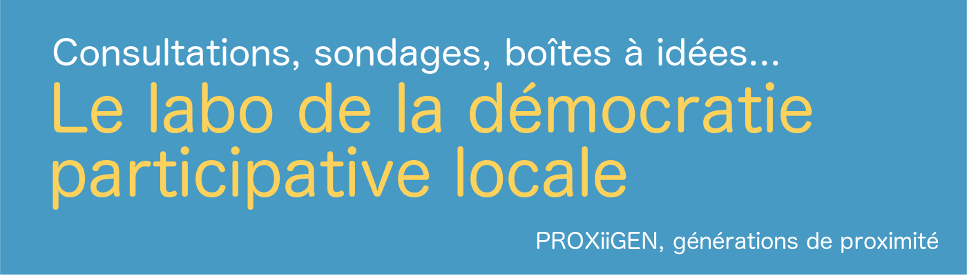grand débat permanent et local